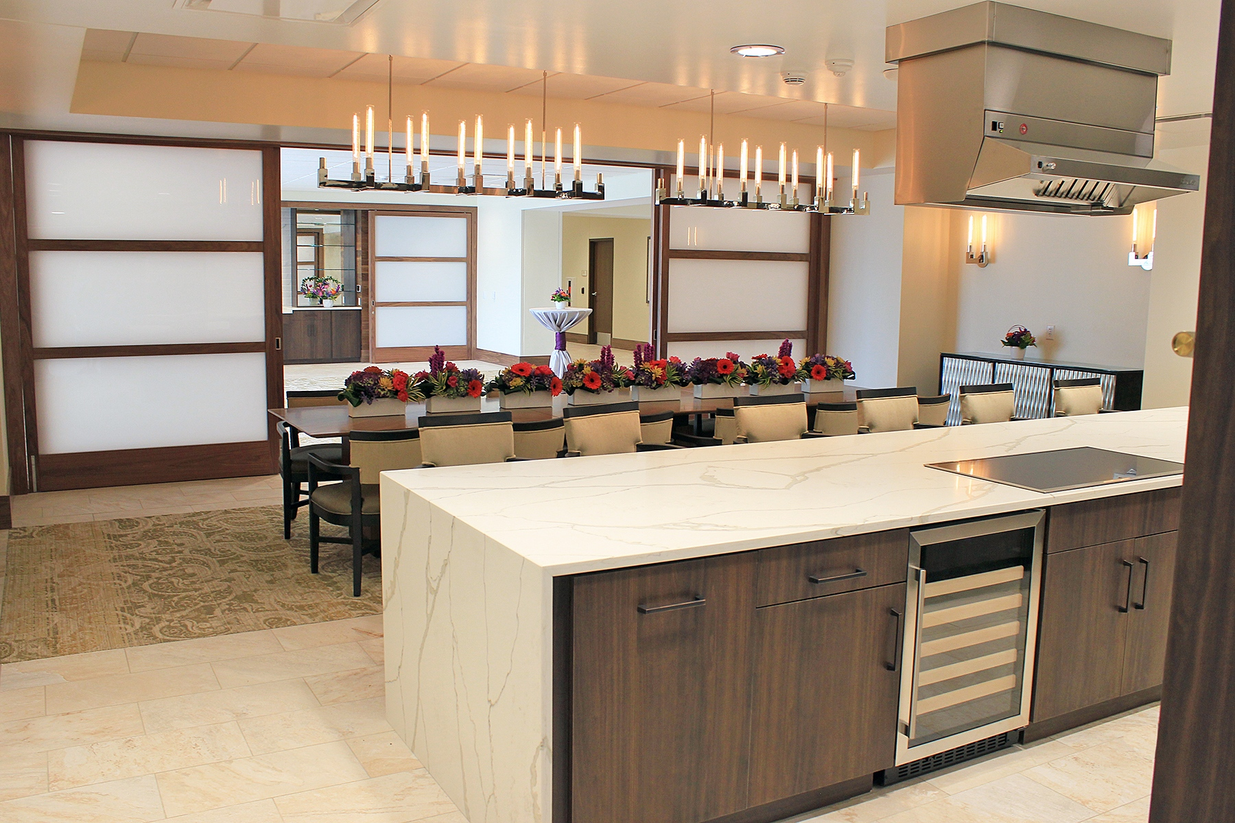 Saint John's Phase 3 - Show-Kitchen-