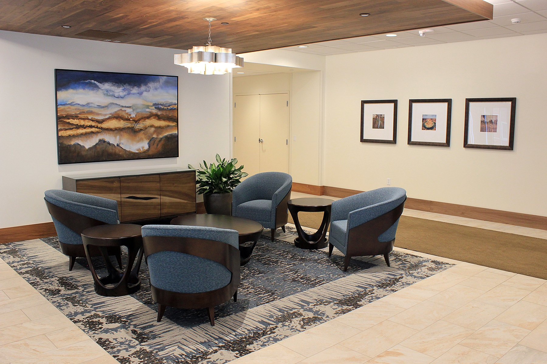 Saint John's Phase 3 - North-Lobby