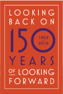 Looking back on 150 years of looking forward
