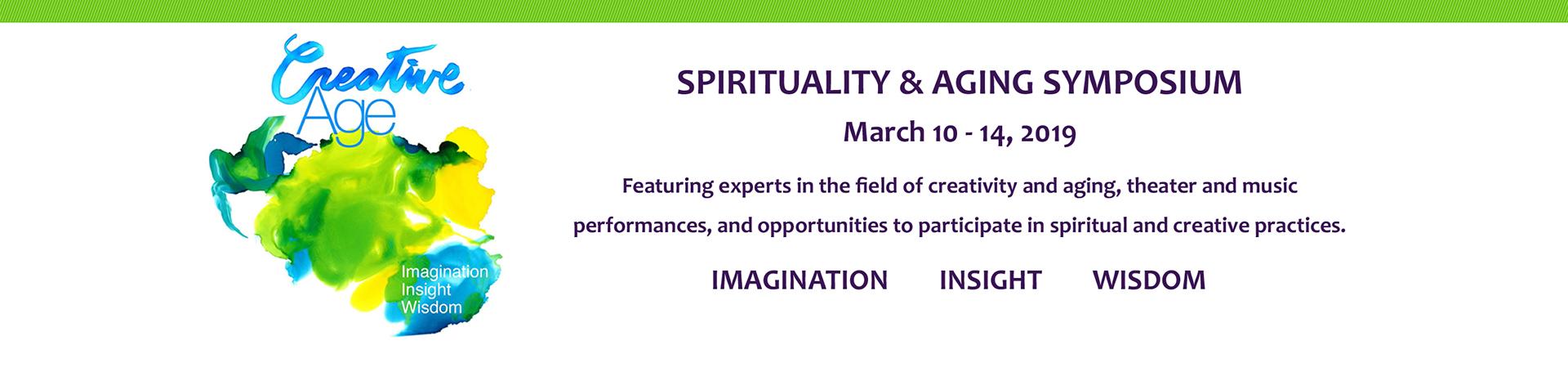 Spirituality & Aging Symposium