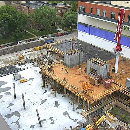 Live Construction Camera!